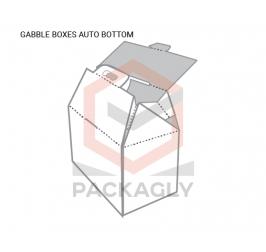 Custom Gable Boxes auto bottom