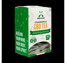 Custom CBD Tea Packaging Boxes