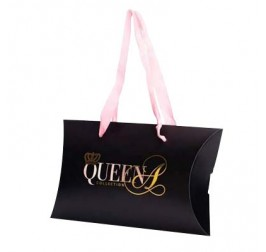 Custom Wig Pillow Packaging Boxes