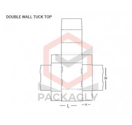 Custom Tuck Top Boxes Templates
