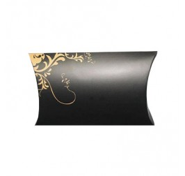 Custom Fancy Paper Pillow Packaging Boxes