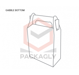 Gable Bottom Boxes with Templates