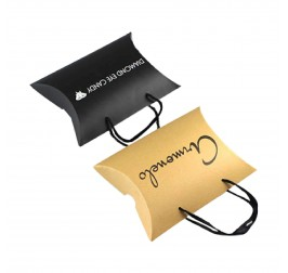 Custom Large Pillow Packaging Boxes