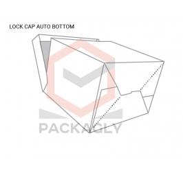 Lock Cap Auto Bottom With Templates
